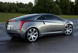 2014 Cadillac ELR Electric Car Will Be Built Next To Volt, GM Confirms