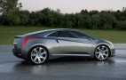 2014 Cadillac ELR Electric Luxury Coupe To Arrive Late 2013