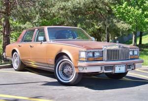 Cadillac Seville (1975-1979)