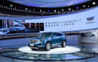 Cadillac XT5 mild hybrid launches in China