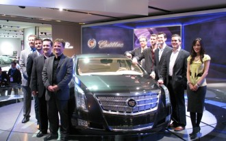 Cadillac XTS Platinum: Design Details Show New Direction