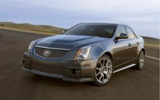 Driven: 2009 Cadillac CTS-V