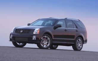 Cadillac Recalls SRX for Shifter Interlock