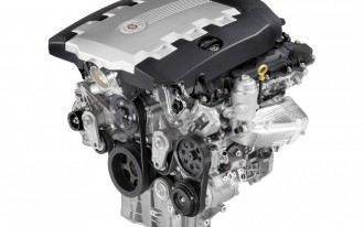 GM 3.6-Liter V-6 Makes Ward's North American Ten Best Engines List