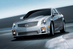 2009 Cadillac STS-V
