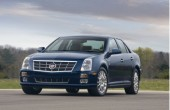 2009 Cadillac STS Photos