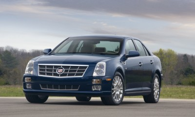 2009 Cadillac STS Photos