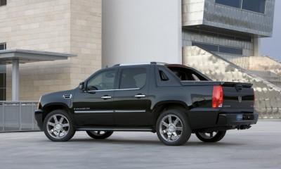 2009 Cadillac Escalade EXT Photos