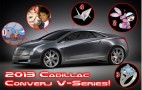 Are You Serious? 2013 Cadillac Converj V-Series!