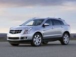 2010 Cadillac SRX Named A Top Safety Pick