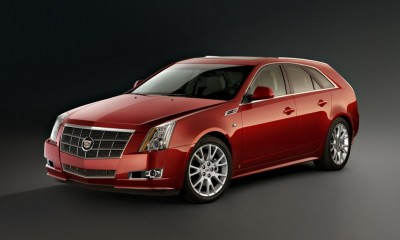 2010 Cadillac CTS Photos