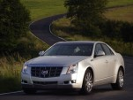GM Recalls 11,147 Cadillac CTS Models For Potential Suspension &amp; Steering Problem