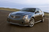 2010 Cadillac CTS-V Photos