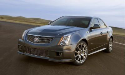 2010 Cadillac CTS-V Photos