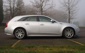 Driven: 2010 Cadillac CTS Wagon