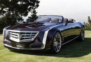 Cadillac Ciel Concept: GM's Next Hybrid, Maybe, Or Not? (Updated)
