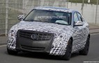 2013 Cadillac ATS Spy Shots