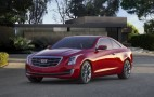 2015 Cadillac ATS Coupe 2.0T Gets Increased Torque Output