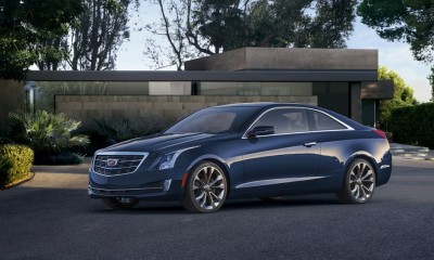 2015 cadillac ats review ratings specs prices and. Black Bedroom Furniture Sets. Home Design Ideas