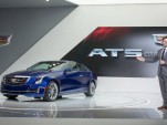 2015 Cadillac ATS Coupe  -  2014 Detroit Auto Show live photos