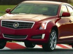 Cadillac's ATS sedan laps the Nürburgring
