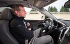 Cadillac To Offer Hands-Off 'SuperCruise' Driving...Very Soon