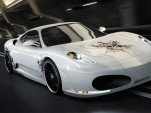 Calavera Ferrari F430 by Unique Sportcars and Novitec Rosso