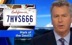 Satan Is My Co-Pilot: California DMV Down With Demonic Plates