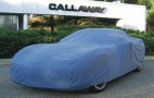 25th Anniversary Callaway Corvette Grand Sport Details