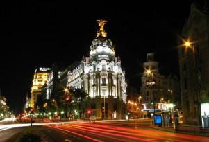 In Madrid, You'll Pay More For Parking If You Drive A Gas-Guzzler