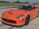 Calvo Motorsports Dodge Viper makes nearly 1700 horsepower on pump gas