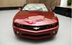 Want The 2011 Chevy Camaro Convertible? Grab Your Checkbook