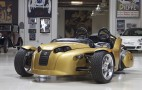 Campagna's Latest 3-Wheeler Visits Jay Leno's Garage