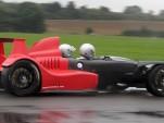 Caparo builds first T1 prototypes
