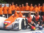 Caparo to debut at 24 hours of Le Mans