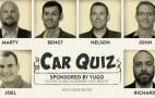 Car Quiz, Episode 1: MINIs, Fiskers, and Canyonero!