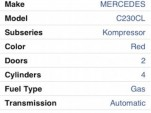 Car Tell Auction Prices iPhone App