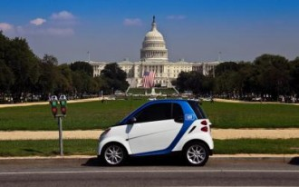 Car2go Carsharing Service Comes To Washington, D.C., Portland, OR