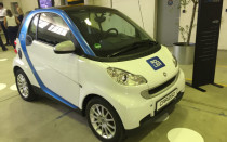 Car2Go concept Smart Fortwo