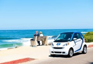 Car2go To Have North America's First All-Electric Fleet In San Diego