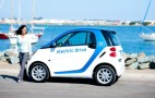 San Diego: Car2Go's Choice For First All-Electric Car Share Service