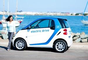 San Diego: Car2Go's Choice For First All-Electric Car Share Service