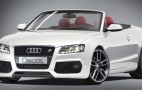 Caractere enhances Audi's A5 Cabrio range with new styling kit