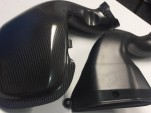 Carbon fiber air intake from the 2016 Ford Falcon XR6 Sprint