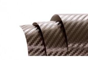 Carbon fiber effect vinyl sheets