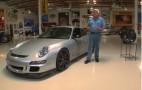 Jay Leno Tests New Carbon Fiber Wheels: Video