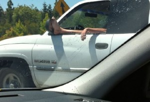Tip: How NOT To Drive Your Truck At 80 MPH