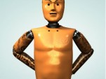 Carl the Dummy from Chrysler's 'What's My AQ?' trivia game