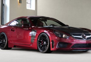 Carlsson C25 Royale based on the Mercedes-Benz SL65 AMG