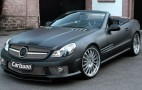 Carlsson CK63 RS adds style and power to the Mercedes Benz SL63